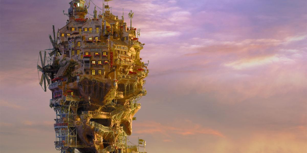 Miniature worlds as fine art — Takanori Aiba