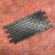 Brick Wall press for styrofoam