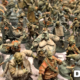 pinting an army of zombicide miniatures